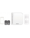 KIT WIRELESS ALARM WITH TELEPHONE DIALER ON WIRED NETWORK