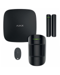 ALARM AJAX CENTRAL UNIT HUB GSM SENSORS AND REMOTE CONTROL HUB KITNN