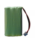 BATTERY FOR CORDLESS TELEPHONE 2.4v 450mah