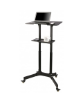 WORKING STATION BLACK COLOR ICA-TB TPM-1BK