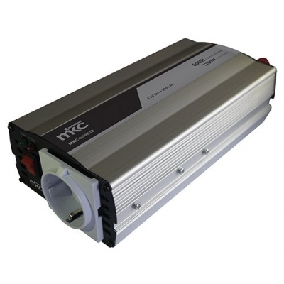INVERTER 12V 230VCA 600W  power MKC-600B12