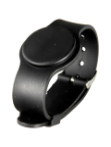 PROXIMITY BRACELET RFID-BAND-ADJ-BK
