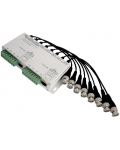 BALUN AHD FOR VIDEO / POWER TRANSMISSION ON ETHERNET CABLE