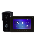 IP WI - FI VIDEO DOOR PHONE WITH LCD MONITOR 7 - MIFARE