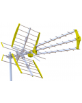 COMBO VHF / UHF ANTENNA WITH LTE FILTER