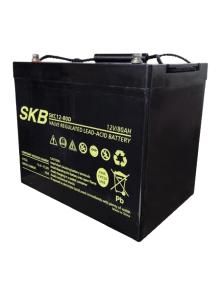 BATTERIA AL PIOMBO RICARICABILE SKB SKC12 - 80