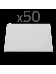 SCHEDE MIFARE-CARD 50PZ