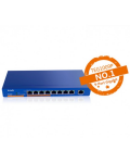 SWITCH 9 PORTE GIGABIT, PoE