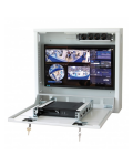 SAFETY BOX FOR RAL9016 DVR
