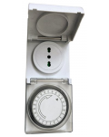 DAILY MECHANICAL TIMER FOR OUTDOOR MKTI-4A