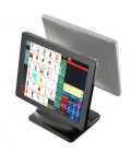MONITOR 15 AGGIUNTIVO PER PC TOUCH SYSTEM RETAIL HT15