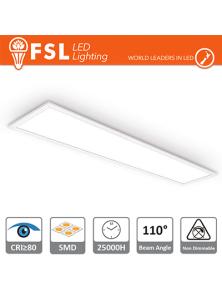 LED PANEL LED 48W - 3700LM 4000K 285x1185