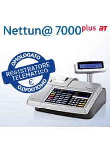 REGISTRATORE DI CASSA TELEMATICO OLIVETTI NETTUNA 7000 Plus + NETTUNA CLOUD