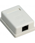 RJ45 CAT 6 UTP NETWORK CONNECTION SOCKET