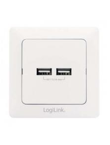 WALL MOUNT WHITE USB - 2 GATEWAY