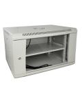 RACK CABINET 6U FOR WALL WITH VENTILATION