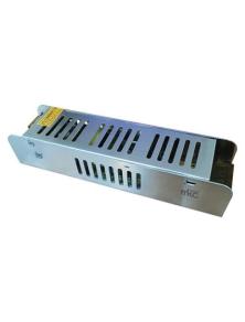 ALIMENTATORE A TENSIONE COSTANTE 12VDC 60W SLIM CON MORSETTI MKC-S-60W-12