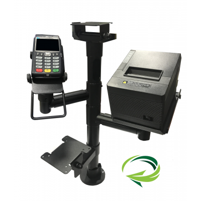 SUPPORT ROTATE FOR CASH REGISTER  TOTEM SPACE POLE