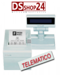STAMPANTE FISCALE TELEMATICA EPSON FP-90III RT