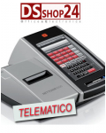 CASH REGISTER TELEMATICO OLIVETTI NETTUNA 3000