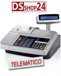 CASH REGISTER TELEMATICO OLIVETTI NETTUNA 7000 PLUS