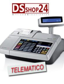 REGISTRATORE DI CASSA TELEMATICO OLIVETTI NETTUNA 7000 Plus