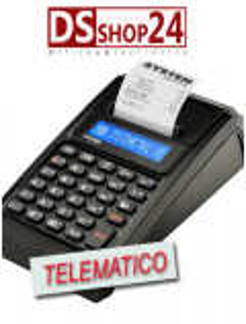 REGISTRATORE DI CASSA TELEMATICO SYSTEM / CUSTOM  JSMART RT