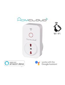PRESA SMART  Wi-Fi 16A CON CONTROLLO ENERGIA