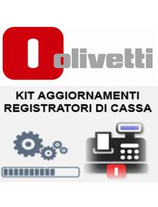 AGGIORNAMENTO OLIVETTI  PRT 400FX  DA MF A RT