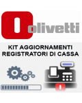 UPDATE OLIVETTI  PRT 400FX  DA MF A RT