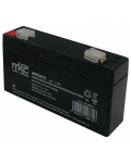 LEAD BATTERY CHARGERS MKC612 - 6v 1.2a