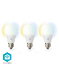 LAMPADINE A LED WI-FI SMART  E27  - 3PZ