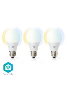 WI-FI SMART E27 LED BULBS 3PZ