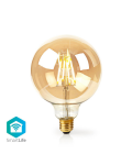 LAMPADINA CON FILAMENTO LED WiFi Smart  E27