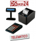 POS PRINTER + KEYBOARD + DISPLAY SYSTEM RETAIL / CUSTOM X TIKE F RS232 / USB
