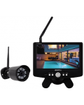 VIDEO SURVEILLANCE iSNATCH DVR-WSC WIRELESS MONITOR + CAMERA