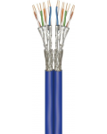 NETWORK CABLE  CAT 7A+  DUPLEX  S/FTP  100MT