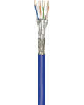 NETWORK CABLE  CAT 7A+  S/FTP  250MT