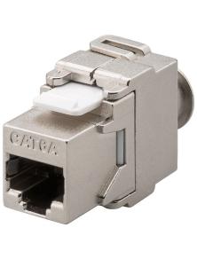PRESA KEYSTONE CAT 6 RJ45 STP 500 MHz