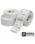 ZEBRA LABELS IN WHITE POLYESTERZ-ULTIMATE 3000T 57X38MM 8pz