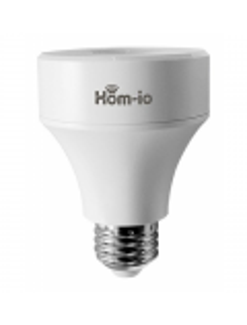 ADATTATORE WIFI E27 MAX 40W FILAMENTO 60W LED - HOM-IO 1.0 HOM-WIFI-ADAPTER
