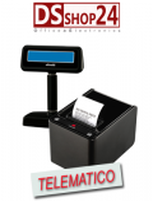 OLIVETTI PRINTER POS PRT350 FX  DISPLAY / KEYBOARD