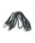 CONNECTION CABLE XT / AT, PS / 2 FOR SCANNER MCT / RCH RA1001