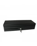 CASSETTO PER SUPERMERCATI FLIP TOP NERO