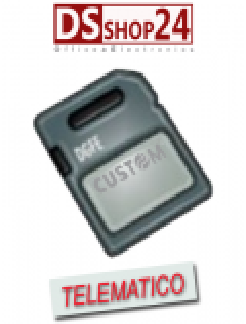 DGFE SD CUSTOM / SYSTEM JSMART / PRIMA MOD /F