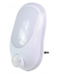 LED NIGHTLIGHT WITH 0.4 W MOVEMENT SENSOR