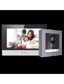 VIDEOCITOFONO IP  - WIFI  CON MONITOR LCD 7 - MIFARE