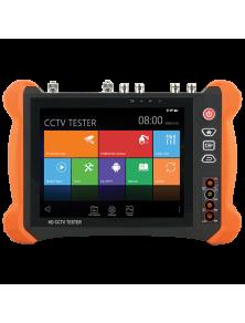 TESTER CCTV  HDTVI, HDCVI, AHD, CVBS and IP CAMERA