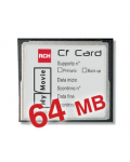 RCH / MCT  COMPACT FLASH 64 MB MY MOVIE