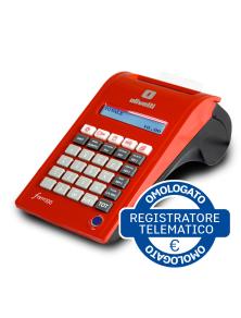 REGISTRATORE DI CASSA OLIVETTI TELEMATICO FORM 100